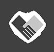 logo črno beli