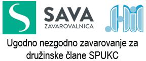 Skupinsko nezgodno zavarovanje Zavarovalnice Maribor za člane SPUKC